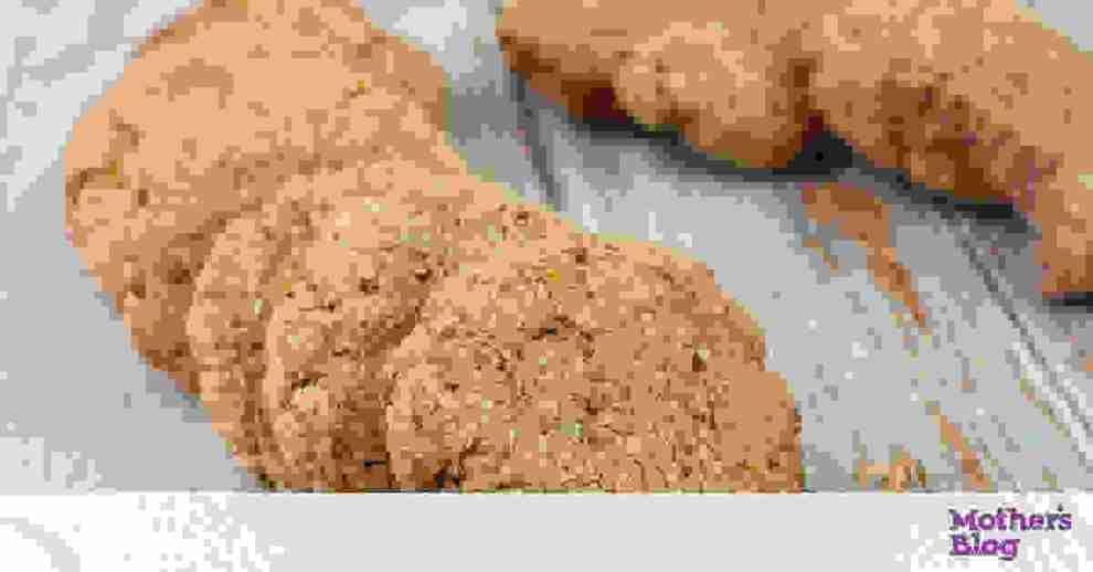 Συνταγή για πεντανόστιμα cookies με μπανάνα και καρύδα