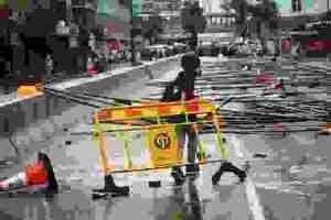 Χονγκ Κονγκ : Βοήθεια από το Λονδίνο ζητούν οι διαδηλωτές – Νέες βίαιες συγκρούσεις με τις Αρχές