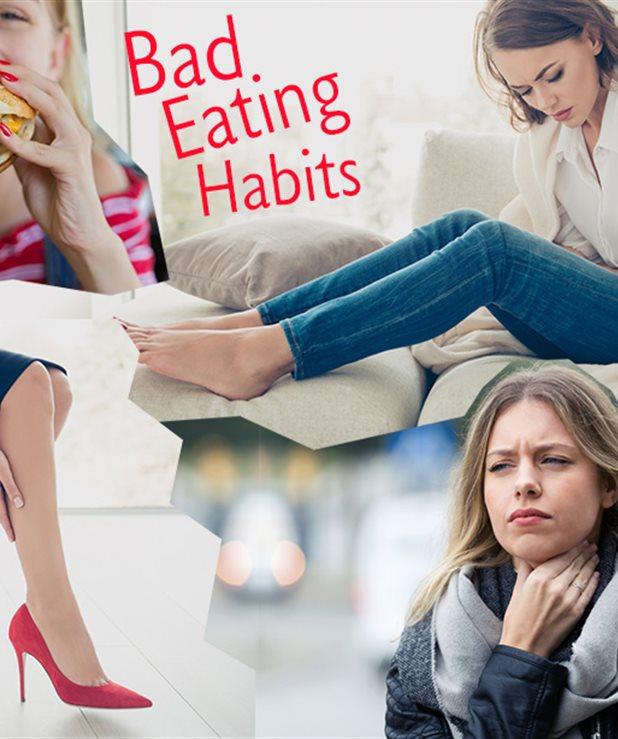 7 σημάδια ότι κάνεις κακή διατροφή: Εσύ θα τα αγνοήσεις;