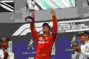 F1: Ο Λεκλέρκ αφιέρωσε δακρυσμένος τη νίκη του στον Χιμπέρτ
