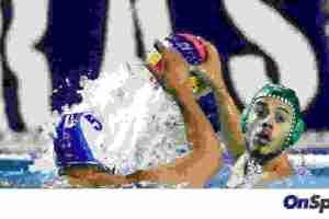 Α1 πόλο: Ακάθεκτοι Απόλλων και Ολυμπιακός