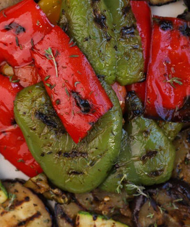 Η συνταγή της ημέρας: Ψητά λαχανικά