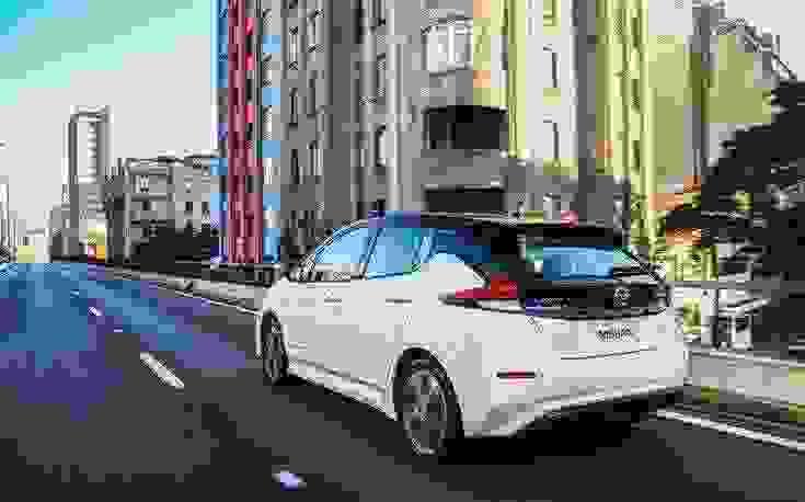 Η Nissan αναδεικνύει στην Αφρική τα οφέλη της ηλεκτροκίνησης