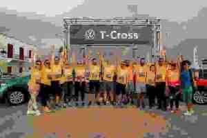 Η Volkswagen χορηγός στο Spetses Mini Marathon 2019
