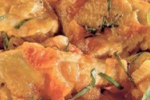 Κοτόπουλο κοκκινιστό παραδοσιακό