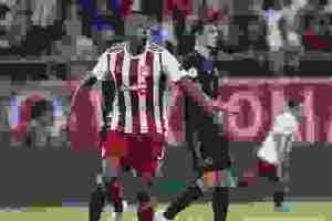 Ολυμπιακός - Μπάγερν: Το γκολ του Ελ Αραμπί από τον Sport24 Radio 103,3