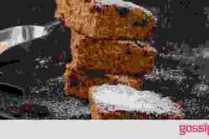Πεντανόστιμο κέικ με βρώμη από τον Τσούλη