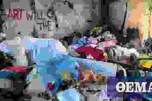 Στα σκουπίδια «πνίγεται» η Ρώμη - Ολοένα και συχνότερη η εισβολή ποντικιών στα σπίτια