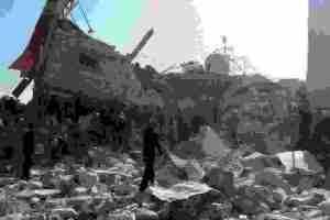 Συρία : Η Ρωσία βομβάρδισε τον Μάιο 4 νοσοκομεία, αποκαλύπτουν οι ΝΥΤ - Ειδήσεις - νέα - Το Βήμα Online