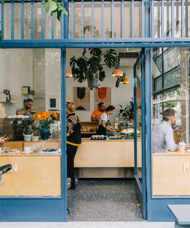 Τα νέα καφέ στην Αθήνα έχουν περάσει σε άλλο επίπεδο