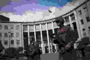 Χάος στη Χιλή : Απαγόρευση της κυκλοφορίας, ακυρώσεις πτήσεων – Χιλιάδες εγκλωβισμένοι στο αεροδρόμιο