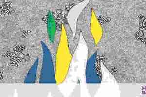 τσίκι-τσίκι: Έκθεση με έργα του Αλέξη Ακριθάκη στο Μουσείο Μπενάκη