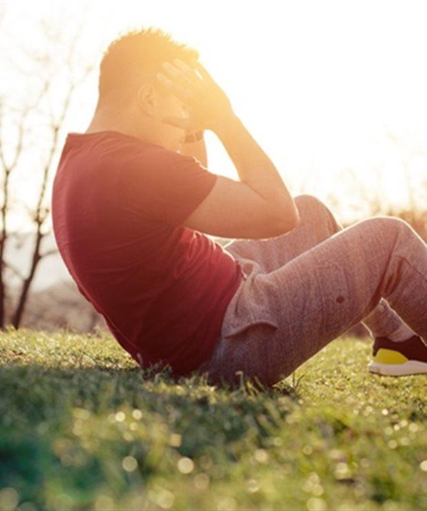 5 ασκήσεις, 55 επαναλήψεις για να γίνεις super fit!