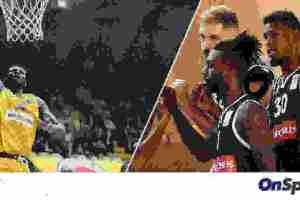 BCL: Πρεμιέρα για ΠΑΟΚ και Περιστέρι