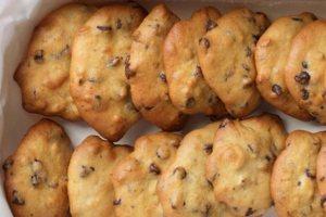 Cookies χωρίς βούτυρο