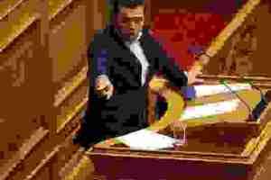 Επανακαταθέτει την ερώτηση στον πρωθυπουργό για τα εγκλήματα διαφθοράς ο Αλ. Τσίπρας