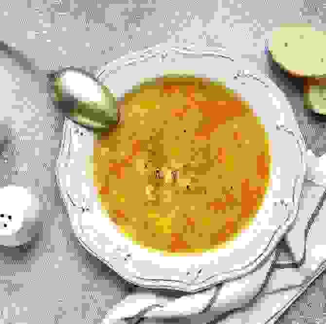 Κοτόσουπα αβγολέμονο: Η συνταγή της διαιτολόγου - Shape.gr