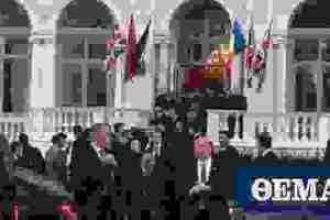 «Χάλασε» η φιέστα Ερντογάν στο Λονδίνο: Τον αποδοκίμασαν έξω από το ξενοδοχείο του