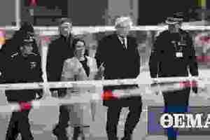 Λονδίνο: Στο σημείο της επίθεσης ο Μπόρις Τζόνσον