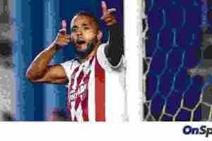 Παναιτωλικός-Ολυμπιακός 0-3: Τον… βύθισε με Ελ Αραμπί και βλέπει Ερυθρό Αστέρα (photos+videos)
