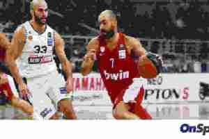 Euroleague: Η βαθμολογία πριν από το Παναθηναϊκός ΟΠΑΠ – Ολυμπιακός
