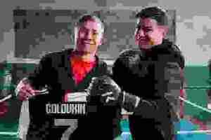 Golovkin και Cristiano Ronaldo ετοιμάζουν κάτι πυγμαχικό με την DAZN