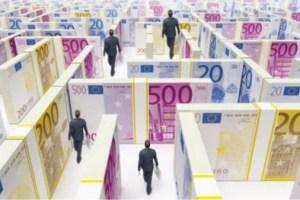 Ευρωζώνη: Οι τράπεζες «παγώνουν» τη διανομή μερισμάτων