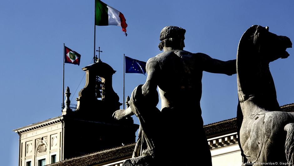 Η Ιταλία εμμένει στην ιδέα των ευρωομολόγων   DW   06.04.2020