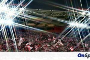 Ολυμπιακός: Πρόστιμο από UEFA για τα παιχνίδια με Άρσεναλ