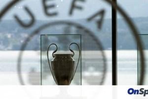 UEFA: Το νέο σενάριο για Champions League και Europa League