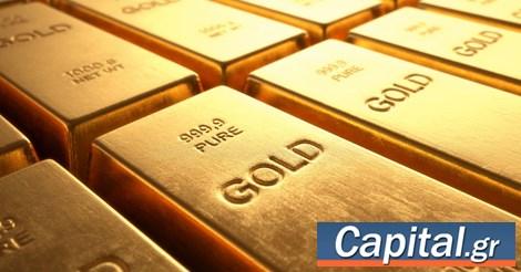 Πτώση για τον χρυσό ο οποίος αντιδρά στην κλιμάκωση της έντασης μεταξύ ΗΠΑ-Κίνας