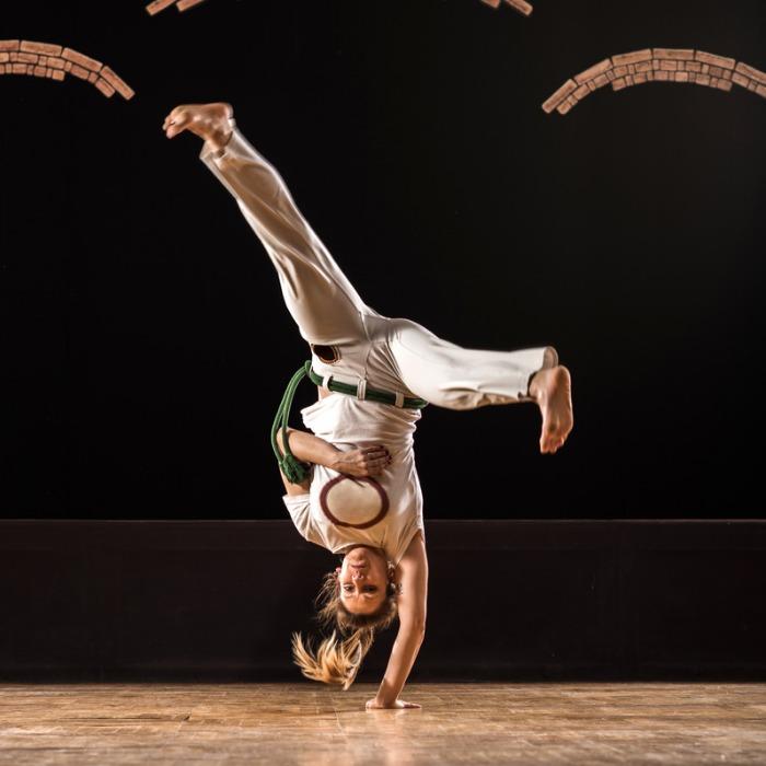 Σε γυμνάζουν οι πολεμικές τέχνες; Ρωτήσαμε το δάσκαλο capoeira - Shape.gr