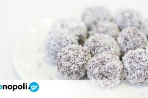 Στην κουζίνα με τα παιδιά #19: Σοκολατάκια…διαφορετικά - Monopoli.gr