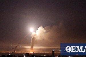 Συρία: Επίθεση του Ισραήλ με πυραύλους στο Χαλέπι