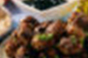 Ψητά αβγά σε αβοκάντο