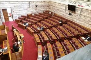 Boυλή: Στην Ολομέλεια η πρόταση για τη διεύρυνση του κατηγορητηρίο για Παπαγγελόπουλο