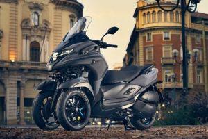 Ερχεται 300άρι Yamaha Tricity με 8.290 ευρώ