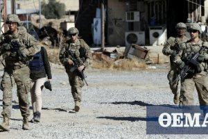 Ιράκ: Οι ΗΠΑ θα μειώσουν τη στρατιωτική τους παρουσία τους προσεχείς μήνες