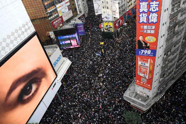 Κίνα: Ψηφίστηκε ο αμφιλεγόμενος νόμος ασφαλείας για το Χονγκ Κονγκ