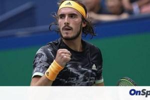 Στο Ultimate Tennis Show επιστρέφει ο Τσιτσιπάς