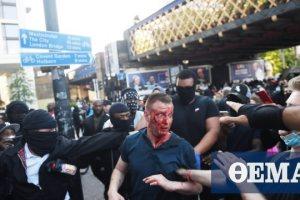Τζόνσον: Η ρατσιστική βία δεν έχει θέση στους δρόμους