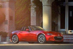 Aνανεωμένο Mazda ΜΧ-5 με Apple Carplay/Android Auto στον βασικό εξοπλισμό