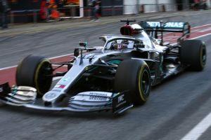 Formula 1: Με μαύρο μονοθέσιο θα τρέξει το 2020 η Mercedes