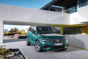 Αυτό είναι το νέο εντυπωσιακό Volkswagen Tiguan