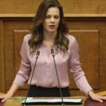 Αχτσιόγλου: Με καθυστέρηση πέντε μηνών η κυβέρνηση καταθέτει νομοσχέδιο για την τηλεργασία