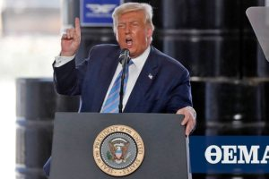 ΗΠΑ: Ο Ντόναλντ Τραμπ ζητά αναβολή των προεδρικών εκλογών