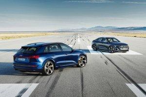 Η Audi παρουσιάζει τα νέα e tron S και e tron S Sportback