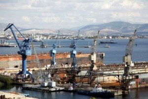 Καταρχήν συμφωνία για την εξυγίανση των Ναυπηγείων Ελευσίνας