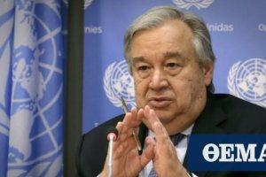 Λιβύη - Τα είπαν Χαφτάρ και Γκουτέρες: «Υπάρχει μόνο πολιτική λύση» το μήνυμα του ΟΗΕ