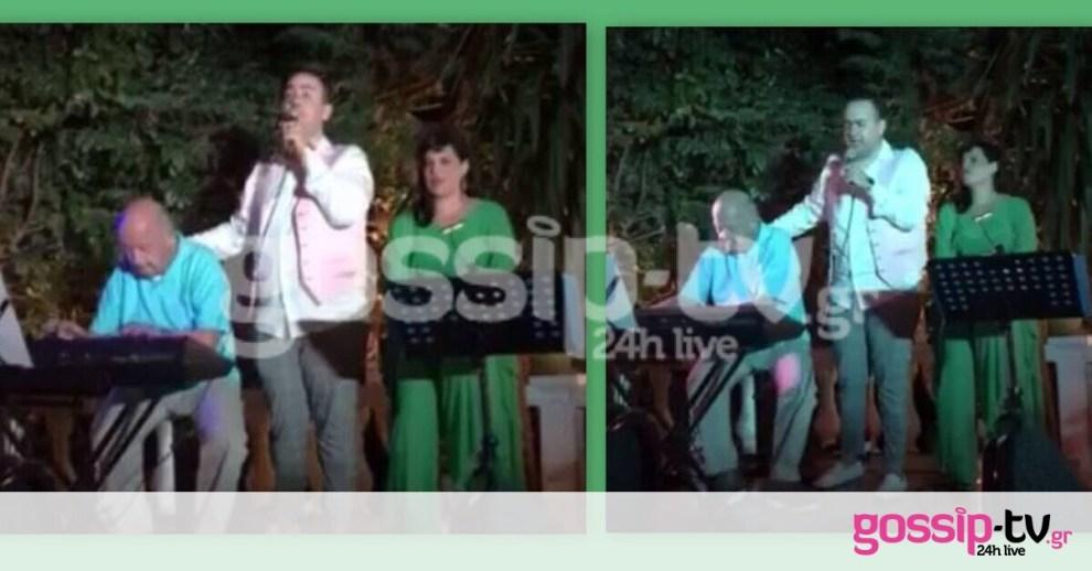 Μίμης Πλέσσας: Έπαιξε πιάνο και μάγεψε το κοινό! (Photos-Video)
